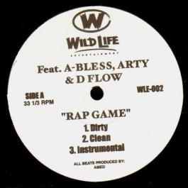 Various - Rap Game / Wildlife Theme