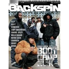 Backspin #83