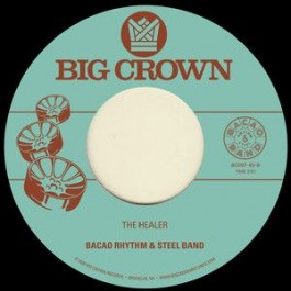 Bacao Rhythm & Steel Band - My Jamaican Dub / The Healer