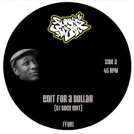 DJ Goce - Edit For A Dollar / Musical Genocide
