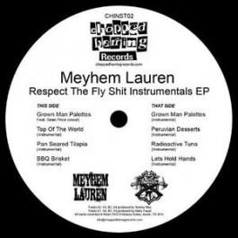 Meyhem - Respect The Fly Shit Instrumentals EP
