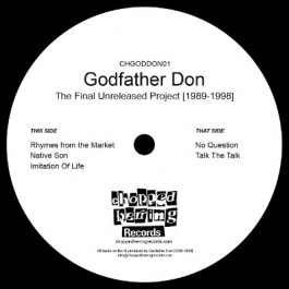 Godfather Don - The Final Unreleased Project 1989-1998