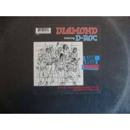 Diamond ft D-Roc - Bank head bounce