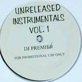 DJ Premier - Unreleased Instrumentals Vol. I