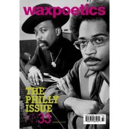 Waxpoetics # 33