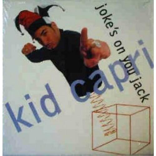 Kid Capri - <b>Joke&#39;s</b> On <b>You Jack</b> Vinylism