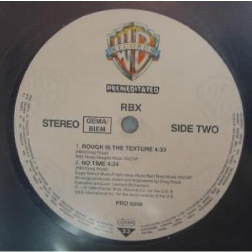 19124bffa85 RBX - A.W.O.L.   Rough Is The Texture Vinylism