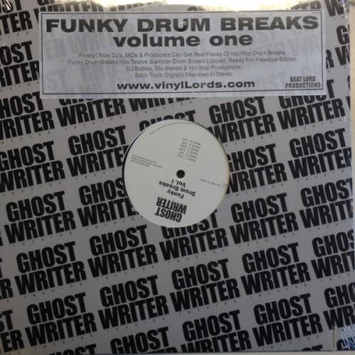 Beat Lords Productions - Funky Drum Breaks Volume One Vinylism