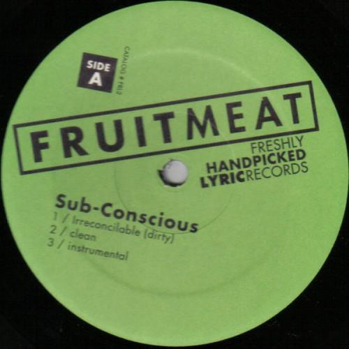 Sub-Conscious - Irreconcilable / Lyrics Loverz DELUXE