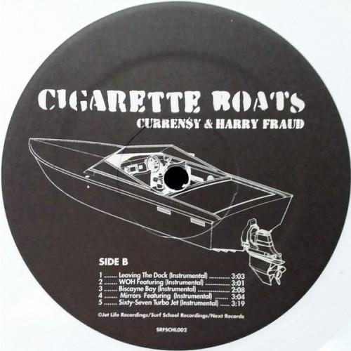 Curren$y - Cigarette Boats Vinylism