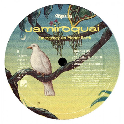 Jamiroquai - Emergency On Planet Earth Vinylism
