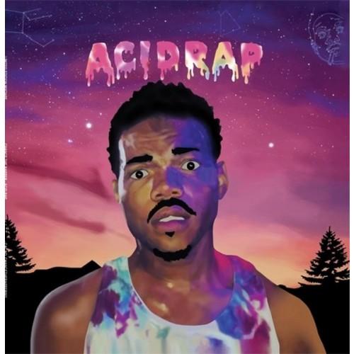 Chance The Rapper Acid Rap Hiphop Rap Vinyl Vinylism