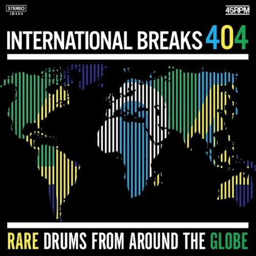 V A  - International Breaks Volume 4 - Break / Sample