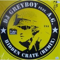 Greyboy - Hidden Crate (Remix) / Cathy