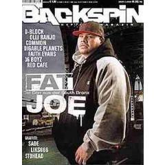 Backspin #66 - Juli 2005