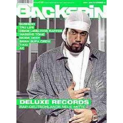 Backspin #70 - November 2005