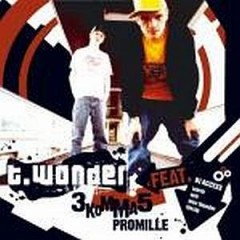T.Wonder - 3Komma5 Promille