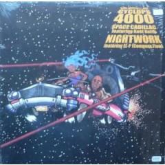 Sir Menelik aka Cyclops 4000 feat Kool Keith - Space Cadillac