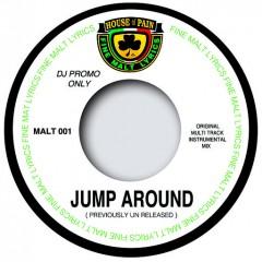 House of Pain - Jump Around (Original Multir Track Version) / Jump Around (Multi Track Instrumental Unreleased)