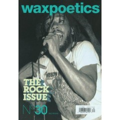 Waxpoetics # 30