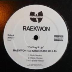 Raekwon - Cutting It Up / Ice Water Anthem