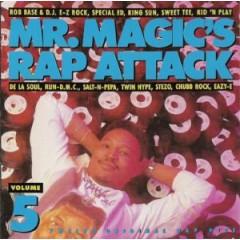 Mr. Magic - Mr. Magic's Rap Attack Volume 5