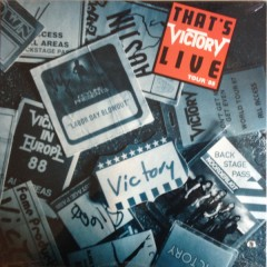 Victory - That's Live