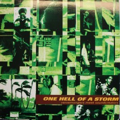 Various - One Hell Of A Storm (Versemongers Meet Soundcreators)