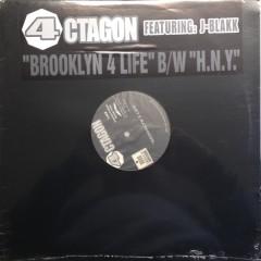4 Octagon - Brooklyn 4 Life / H.N.Y.
