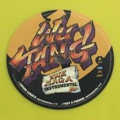 Wu-Tang Clan - The Saga Instrumental EP