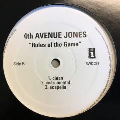 4th Avenue Jones - Respect