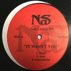 Nas Feat. Lauryn Hill - It Wasn't You