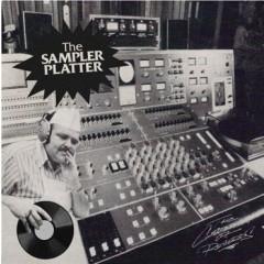 Custodian Of Records - The Sampler Platter (Turquoise Marbled Vinyl)