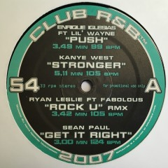 Various - Club R&B 54