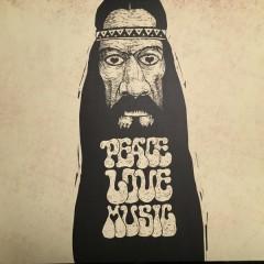 Various - Peace - Love - Music