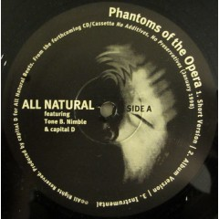 All Natural - Phantoms Of The Opera