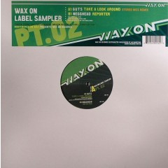 Various - Wax On Label Sampler Pt. 2
