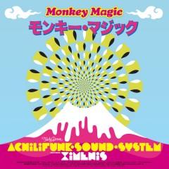 Achilifunk Sound System - Big in Japan
