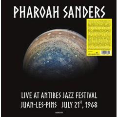 Pharoah Sanders - Live At Antibes Jazz Festival Juan-Les-Pins July 21, 1968