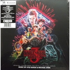 Kyle Dixon  - Stranger Things 3 (Original Score From The Netflix Original Series)