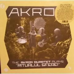 """Akron - The Akron Quartet Plays """"Ritualul Sferei"""""""