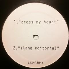 Killah Priest /  Cappadonna - Cross My Heart / Slang Editorial / 97 Mentality