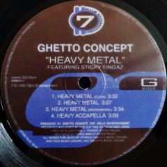 Ghetto Concept - Heavy Metal
