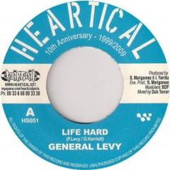 General Levy / Basque Dub Foundation - Life Hard / Midnight Organ