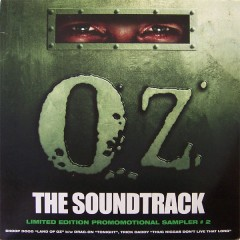 Snoop Dogg - Oz - The Soundtrack - Limited Edition Promotional Sampler # 2