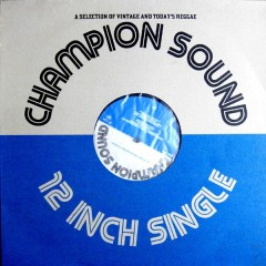 Various - Champion Sound