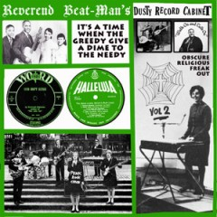 Various - Reverend Beatman's Dusty Record Cabinet Vol. 2