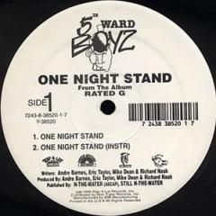 5th Ward Boyz - One Night Stand