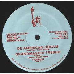 Grandmaster Freshh - De American Dream