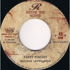 Carlton Livingston - Party Tonight
